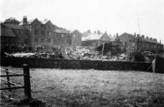 The Bombing of New Mills & Hayfield, 3 July 1942